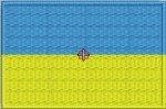 1823 Ukranine Flag