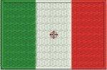 1819 Italy Flag