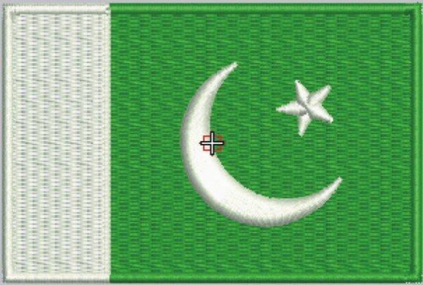 1829 Pakistani flag
