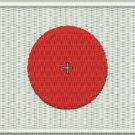 1826 Japan Flag
