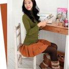 [RU-852329] Orange Skirt