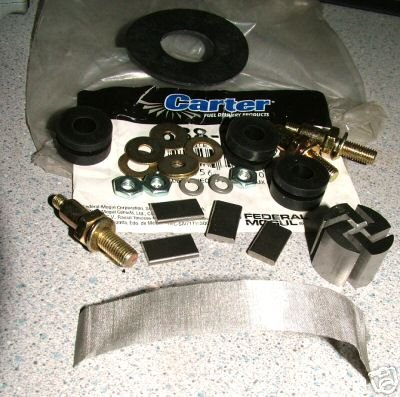 CARTER ELECTRIC FUEL PUMP REBUILD REPAIR  KIT for CARTER P4070 P4389 P4259 P4594 P4600