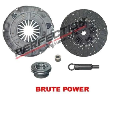 CLUTCH KIT CAMARO CHEVELLE CORVETTE NOVA C10 C20 GTO LEMANS FIREBIRD  GRAND PRIX