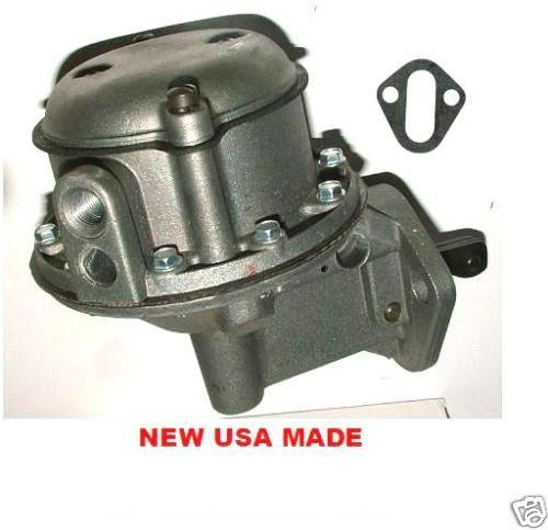 FUEL PUMP CADILLAC DEVILLE ELDORADO FLEETWOOD 1958 1959 1960 1961 1962 365 390 FUEL PUMP NEW