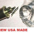 ELECTRIC FUEL PUMP UNIVERSAL IN LINE 30gph 5psi-9psi 3/8 LINE  MADE IN USA