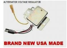 VOLTAGE REGULATOR AMC 1963 1964 1965 CHECKER 1968 1969  FORD TRACTORS WITH C7NN-10316A