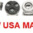 UNIVERSAL IGNITION LOCK & KEYS 3 TERMINAL HOT ROD TRACTOR CAR TRUCK