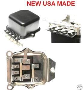 CHEVROLET Voltage Regulator CAMARO CORVETTE CHEVELLE NOVA IMPALA BELAIR BISCAYNE CAPRICE