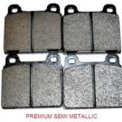 BRAKE PADS MERCEDES 200 220 230 240 250 280 300 350SL 450SL