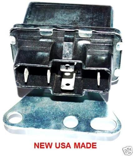 Chevy Diesel Blower: BLOWER RELAY C10 C20 C30 K10 K20 K30 G10 G20 G30 80-82
