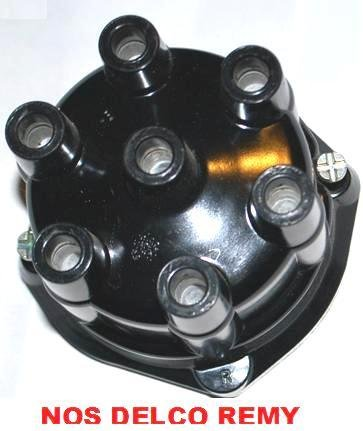 DISTRIBUTOR CAP AMC IHC JEEP BUICK CHEVROLET PONTIAC L6