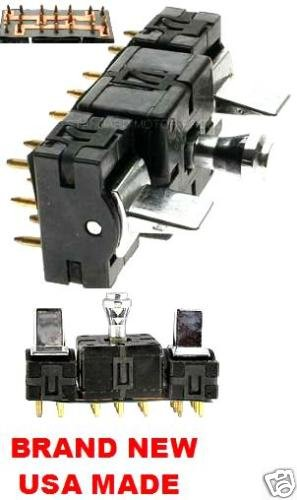 Power Seat Switch Mustang Crown Victoria Ltd Marquis Town