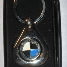 KEYCHAIN BMW GIFT BOXED SPINNING LOGO CHROME