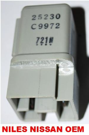 NISSAN 280ZX NISSAN 300ZX MAXIMA A/C Compressor Relay New OEM