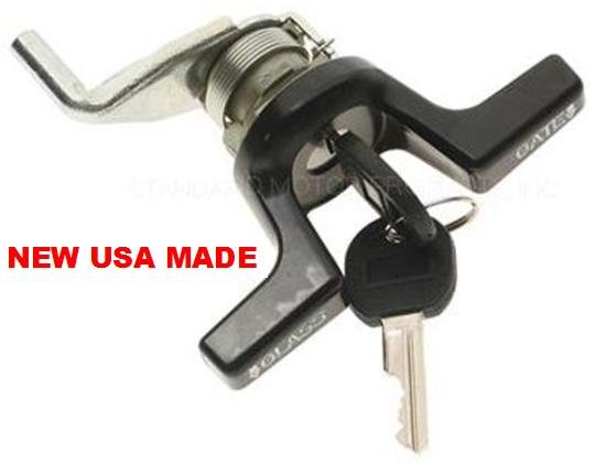 TAILGATE LOCK GMC Jimmy S15 Chevrolet S10 1994 1993 1992 1991 1990 1989 1988 1987 1986 1985 1984