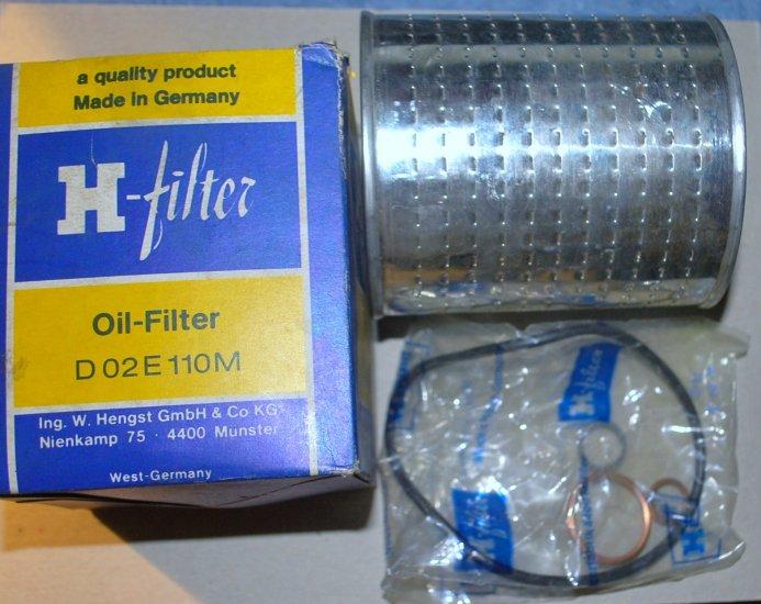 Oil Filter PORSCHE 912 1965 1966 1967 1968 1969 MERCEDES 220D 1969 1972 1973 240D 74-76 300D 75-76