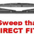 Rear Wiper Blade Suzuki SX4 2006 2007 2008 2009 14'' LARGER SWEEP DIRECT FIT