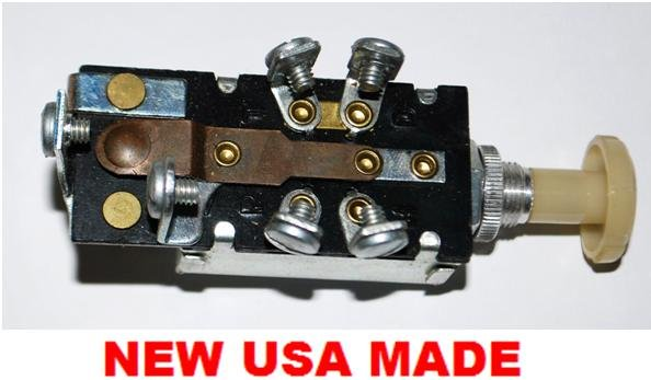 headlight switch  ford deluxe ford model  ford model