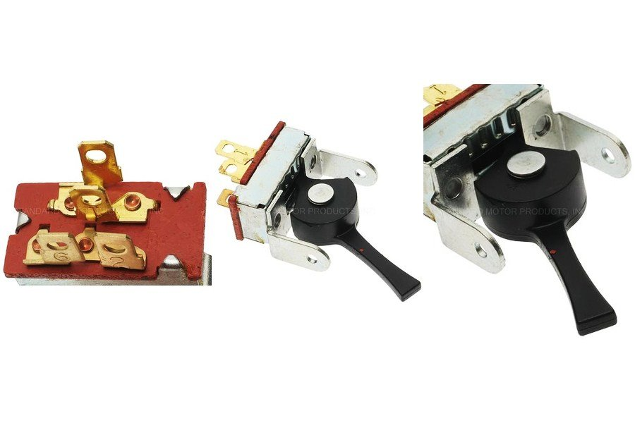 HEATER BLOWER SWITCH PLYMOUTH SWITCH DUSTER FURY ROADRUNNER SCAMP