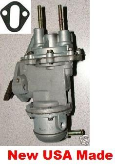 FUEL VACUUM PUMP FORD 223 1955 1956 1957 1958 1959 1960 1961 1962 1963 1964 EDSEL 1959 1960