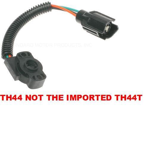 Throttle Position Sensor Ford Bronco: THROTTLE POSITION SENSOR BRONCO F150 F250 F350 E150 E250