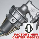 CARTER M60032 MARINE FUEL PUMP MERCRUISER OMC MERCURY ChrisCraft Indmar Mercruiser Sierra 18-7278