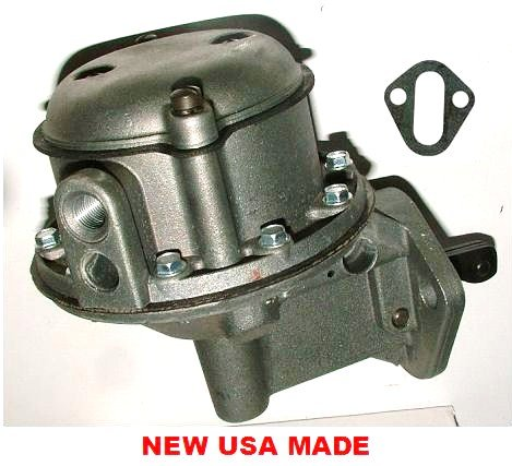 FUEL PUMP MERCURY 1958 1959 1960 383 430 EDSEL 410 1958