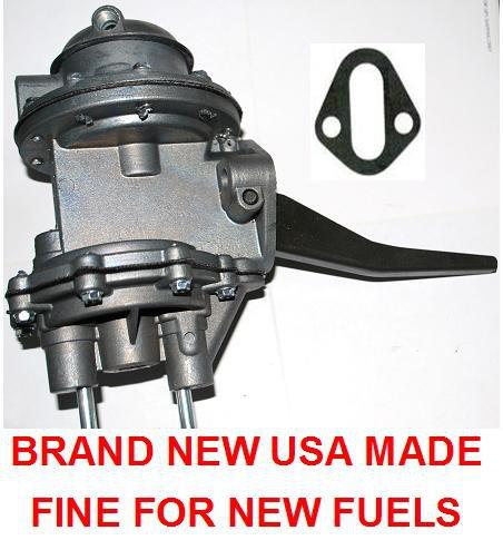 FORD MERCURY Thunderbird 272 292 312 331 352 EDSEL V8 FUEL VACUUM PUMP  new