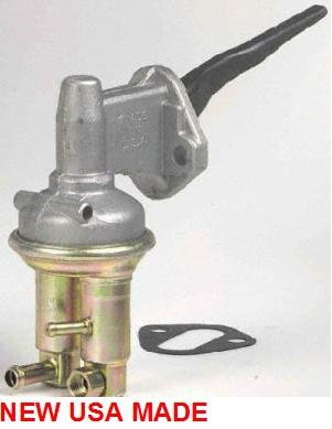 FUEL PUMP FORD 460 LINCOLN 460 MERCURY 460 FUEL PUMP WITH VENT TUBE 3 LINE PUMP