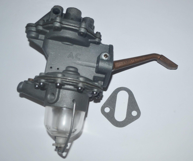 FUEL PUMP RAMBLER 1956 1957 1958 1959 NASH AMBASSADOR HUDSON 1956 1957 V8