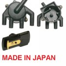 Distributor Cap & Rotor Honda Accord 1984 Honda Accord 1985 for HITACHI Distributor without FI W/TEC