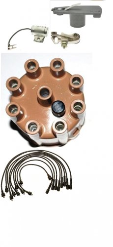 distributor cap rotor points condenser spark plug wires. Black Bedroom Furniture Sets. Home Design Ideas