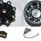 Distributor Cap Rotor & Condenser CHRYSLER DESOTO DODGE PLYMOUTH  for AUTOLITE V8 Distributor