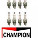 SPARK PLUGS FORD E150 E250 E350 F150 F250 F350 MUSTANG FALCON FAIRLAINE TORINO