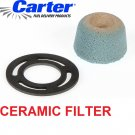 FUEL PUMP GAS FILTER AMC DESOTO CHEVROLET DODGE STUDEBAKER LOCATED IN FUEL PUMP BOWL