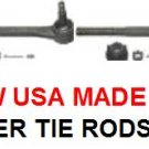 OUTER  TIE RODS CHEVROLET S10 T10 CHEVELLE TEMPEST LEMANS CUTLASS BUICK REGAL CAMINO