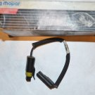 MOPAR 4460347 Speed Sensor Connector CHRYSLER DODGE PLYMOUTH  MALE FEMALE PLUG