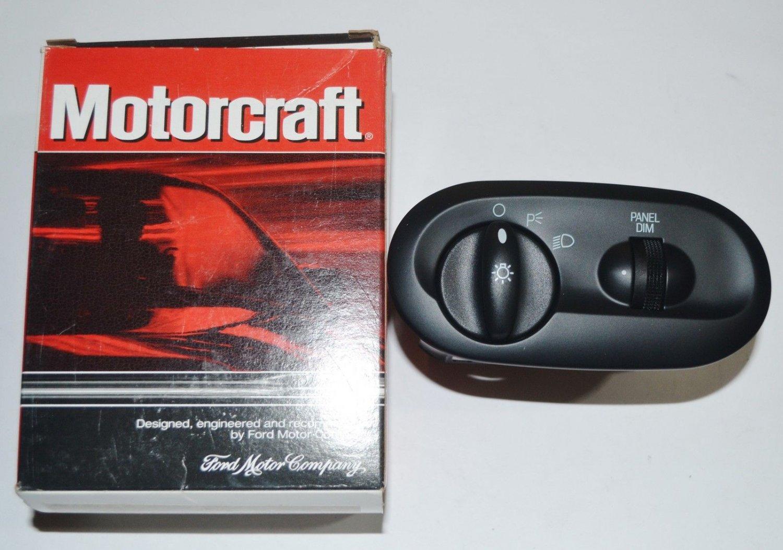 MOTORCRAFT Headlight Switch Mercury Sable Ford Taurus 1996 1997 1998 1999