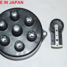 DISTRIBUTOR CAP & ROTOR fits Nissan 280ZX 1982 1983 Turbo MADE IN JAPAN