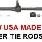 OUTER TIE RODS CHEVROLET  S10 T10 EL CAMINO PONTIAC TEMPEST LEMANS CUTLASS REGAL