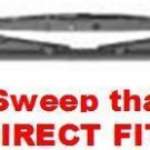 Suzuki SX4 2006 2007 2008 2009 Rear Wiper Blade 14'' WHOLE WINDOW  LARGER SWEEP