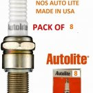 SPARK PLUGS CHRYSLER DESOTO DODGE PLYMOUTH STUDEBAKER INTERNATIONAL IHC JEEP