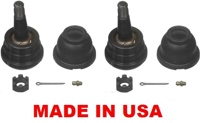 K6141 LOWER BALL JOINTS BUICK CADILLAC CHEVROLET OLDSMOBILE PONTIAC USA MADE