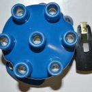 Distributor Cap & Rotor FORD E100 E150 E250 E350 F150 F250 F350 1975 1976 6 CYL