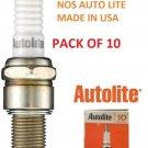Autolite Spark Plugs ALFA AUSTIN FERRARI JAGUAR MERCEDES PEUGEOT PORSCHE 911