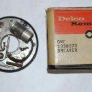 Pontiac 1954 Pontiac 1955 Pontiac 1956 Pontiac Distributor Plate Delco 1938073