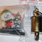 6 VOLT FUEL PUMP Fuel or Primer Pump ELECTRIC FUEL PUMP 5psi-8psi WITH FILTER