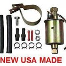 MOTORCYCLE ELECTRIC FUEL PUMP 5.5psi-9psi 26gph IMPORT & USA MOTORCYCLES