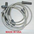 Spark Plug Wires Buick Skylark Pontiac Grand Am 1987-1991 Cutlass Calais 1988-91