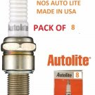 SPARK PLUGS Dodge PICKUP 360 5.9L Ford F100 F150 F250 E100 E150 E200 E250 E350